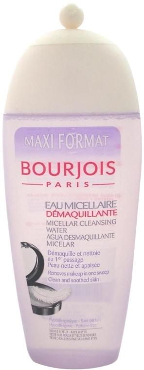 Micelárna voda odstraňovač make-upu - Bourjois Micellar Cleansing Water — Obrázky N1