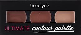 Voňavky, Parfémy, kozmetika Paletka líceniek - Beauty Uk Shimmer Box (Bronze)