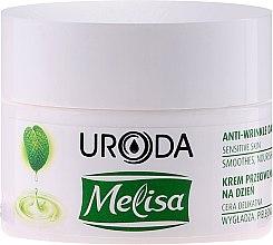 Voňavky, Parfémy, kozmetika Denný krém proti vráskam - Uroda Melisa Face Cream
