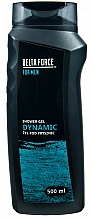 Voňavky, Parfémy, kozmetika Sprchový gél - Pharma CF Delta Force For Men Dynamic Shower Gel