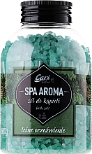 Voňavky, Parfémy, kozmetika Soľ do kupeľa - Cari Spa Aroma Salt For Bath