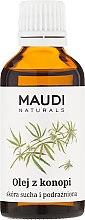 Voňavky, Parfémy, kozmetika Olej z konopných semien - Maudi