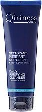Voňavky, Parfémy, kozmetika Každodenný čistiaci gél - Qiriness Men Daily Purifying Cleanser