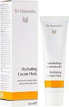 Voňavky, Parfémy, kozmetika Hydratačný krém maska - Dr. Hauschka Hydrating Cream Mask