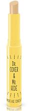 Voňavky, Parfémy, kozmetika Korektor - Virtual Dr. Cover & Mr. Hide Camouflage Concealer