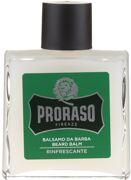 Balzam na bradu s bergamotom, eukalyptom, rozmarínom - Proraso Beard Balm — Obrázky N1