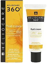 Voňavky, Parfémy, kozmetika Krémový fluid s SPF ochranou pre všetky typy pleti - Cantabria Labs Heliocare 360º Fluid Cream SPF 50+ Sunscreen