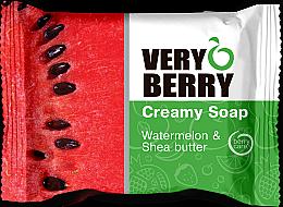 Voňavky, Parfémy, kozmetika Krém-mydlo - Very Berry Watermelon & Shea Butter