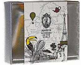 Voňavky, Parfémy, kozmetika Sada zubných pást - Marvis Wonders of the World (toothpaste/3x25ml)