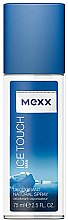 Voňavky, Parfémy, kozmetika Mexx Ice Touch Man - Parfumovaný deodorant