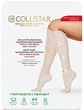 Voňavky, Parfémy, kozmetika Maska na nohy - Collistar Special Perfect Body Boot-Mask Nourishing Anti-Fatigue Feet And Calves