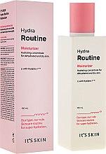 Voňavky, Parfémy, kozmetika Hlboko hydratačný lotion na tvár s kyselinou hyalurónovou - It's Skin Hydra Routine Moisturizer