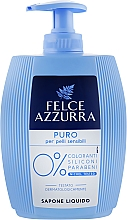 Voňavky, Parfémy, kozmetika Tekuté mydlo - Felce Azzurra Puro Per Pelli Sensibili