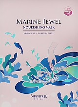Voňavky, Parfémy, kozmetika Výživná maska na tvár - Shangpree Marine Jewel Nourishing Mask