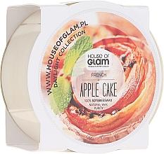 Voňavky, Parfémy, kozmetika Vonná sviečka - House of Glam French Apple Cake Candle (mini)