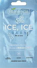 Voňavky, Parfémy, kozmetika Chladiaca maska na tvár - Bielenda Ice Ice Baby Mask