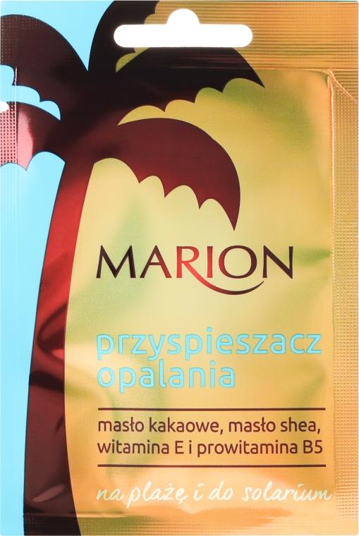 Posilňovač opálenia - Marion