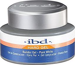 Voňavky, Parfémy, kozmetika Konštrukčný gél, čisto biely - IBD Builder Gel Pure White