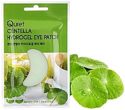 Voňavky, Parfémy, kozmetika Náplasti pod oči - Quret Centella Hydrogel Eye Patch