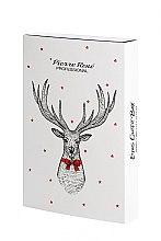 Voňavky, Parfémy, kozmetika Súprava na líčenie očí - Pierre Rene Outfit Eyes Box White (mascara/15ml + liner/2.5ml + pencil/0.35g)