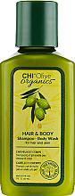 Voňavky, Parfémy, kozmetika Šampón na vlasy a telo s olivou - Chi Olive Organics Hair And Body Shampoo Body Wash