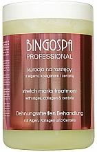 Voňavky, Parfémy, kozmetika Gélový zábal proti striám s riasami a kolagénom - BingoSpa
