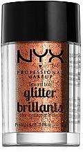 Voňavky, Parfémy, kozmetika Glitter pre tvár a telo - NYX Professional Makeup Face & Body Glitter