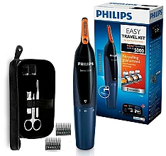Voňavky, Parfémy, kozmetika Zastrihávač chĺpkov v nose a ušiach - Philips Series 5000 NT5180/15