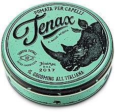 Voňavky, Parfémy, kozmetika Lesklá pomáda na vlasy s extra silnou fixáciou - Tenax Hair Pomade Extra Strong