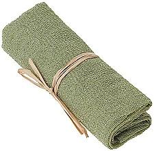 Voňavky, Parfémy, kozmetika Exfoliačný nylonový uterák na telo, zelený - The Body Shop Body Polisher