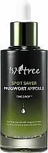 Voňavky, Parfémy, kozmetika Upokojujúce sérum s extraktom z paliny - IsNtree Spot Saver Mugwort Ampoule