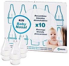 Voňavky, Parfémy, kozmetika Vymeniteľné dýzy pre detské nazálne aspirátory - Kin Baby Nasal