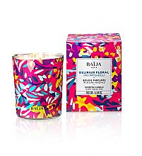 Voňavky, Parfémy, kozmetika Vonná sviečka v pohári - Baija Delirium Floral Candle Wax