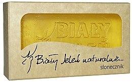 Voňavky, Parfémy, kozmetika Hypoalergénne mydlo, slnečnicový extrakt - Bialy Jelen Hypoallergenic Soap Extract Sunflower