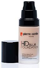 Voňavky, Parfémy, kozmetika Make-up - Pierre Cardin HD Blur Foundation