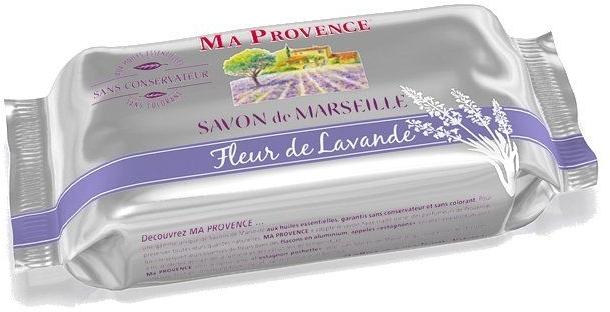 """Marseilles mydlo """"Levanduľa"""" - Ma Provence Marseille Soap Lavande — Obrázky N1"""