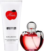 Voňavky, Parfémy, kozmetika Nina Ricci Nina - Sada (edt/80ml + b/cr-lot/100ml)