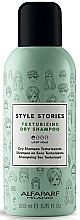 Voňavky, Parfémy, kozmetika Suchý šampón na vlasy - Alfaparf Milano Style Stories Texturizing Dry shampoo