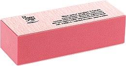 Voňavky, Parfémy, kozmetika Buff na leštenie nechtov dvojstranný, ružový - Peggy Sage 2-Way Nail Block