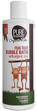 Voňavky, Parfémy, kozmetika Pena do kúpeľa - Pure Beginnings Fun Time Bubble Bath with Organic Aloe