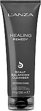 Voňavky, Parfémy, kozmetika Balancing čistiaci prostriedok na pokožku hlavy - Lanza Healing Remedy Scalp Balancing Cleanser