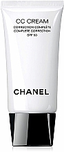 Voňavky, Parfémy, kozmetika CC-krém pre dokonalý tón pleti - Chanel CC Cream Complete Correction SPF50
