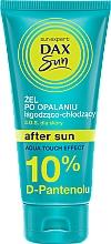 """Voňavky, Parfémy, kozmetika Gél po opaľovaní """"Chladenie a upokojenie"""" s D-panthenolom 10% - DAX Sun After Sun Aqua Touch Effect"""