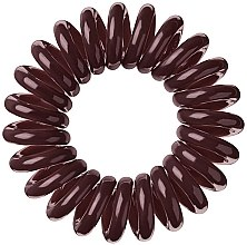 Gumička do vlasov - Invisibobble Chocolate Brown — Obrázky N1