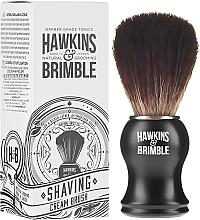 Voňavky, Parfémy, kozmetika Štetec na holenie so syntetickými štetinami - Hawkins & Brimble Synthetic Shaving Brush