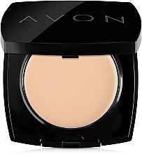 Voňavky, Parfémy, kozmetika Kompaktný krém-púder na tvár - Avon True Cream-Powder Compact