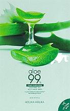 Voňavky, Parfémy, kozmetika Hydrogélová maska - Holika Holika Aloe 99% Soothing Gel Jelly Mask Sheet