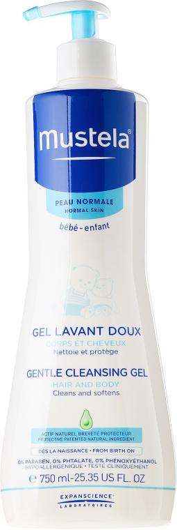 Sprchový gél - Mustela Dermo-Cleansing