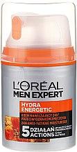 Hydratačné mlieko - L'Oreal Paris Men Expert Hydra Energetic Daily Anti-Fatigue Moisturising — Obrázky N2