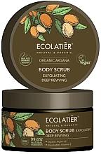 """Voňavky, Parfémy, kozmetika Scrub na telo """"Hĺbková regenerácia"""" - Ecolatier Organic Argana Body Scrub"""